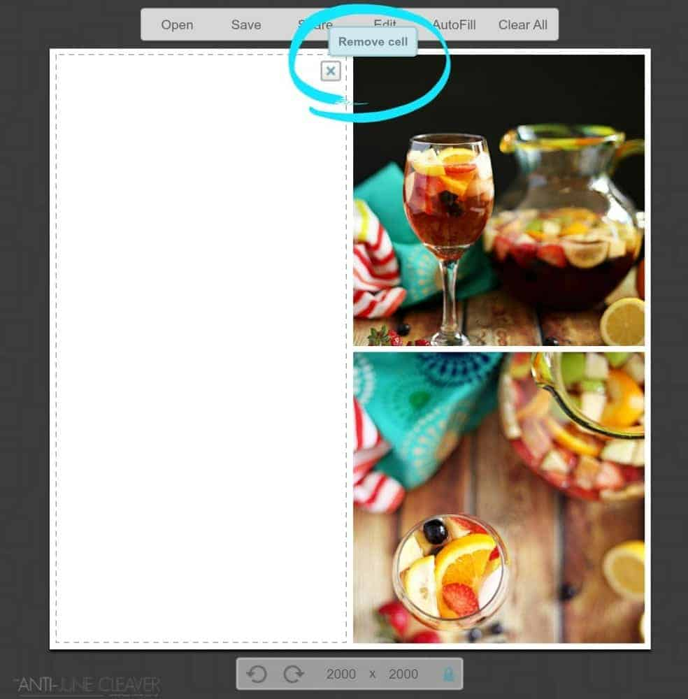 How to Make a Pinterest Long Pin Using PicMonkey (and how to hide them from your blog post)