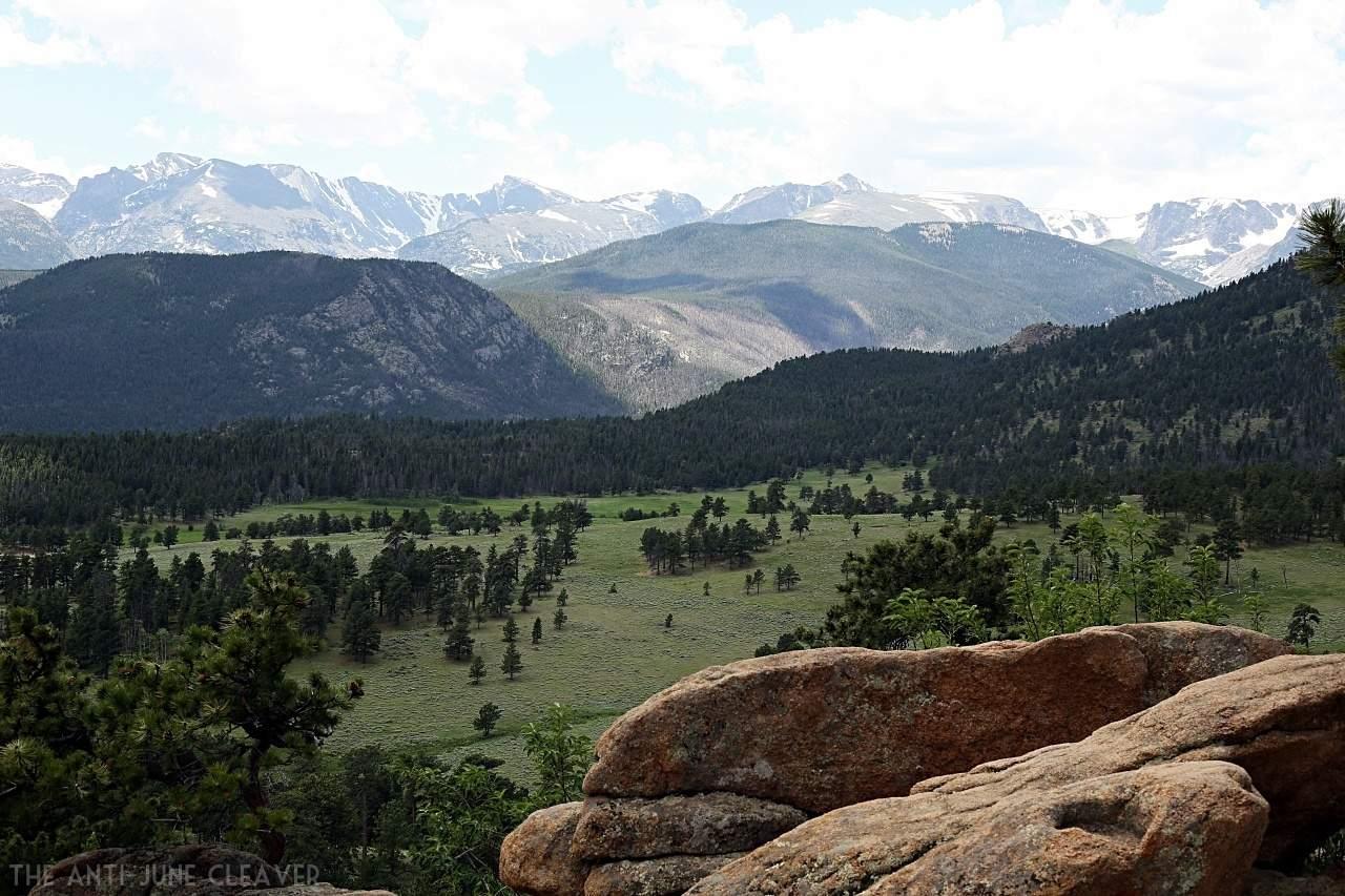 Estes Park Rocky Mountain Nat Park Road Trip
