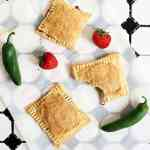 Spice Up Your Morning with Strawberry Jalapeño Toaster Pastries