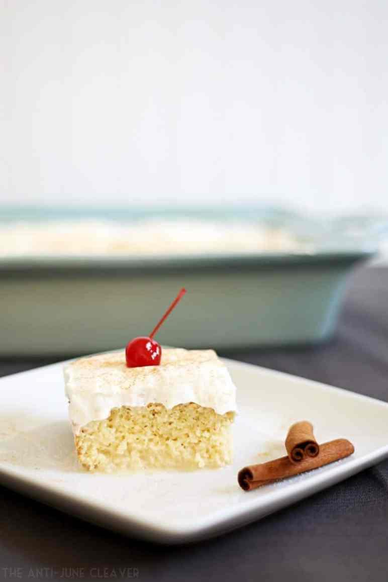 Easy, Mouth-Watering Tres Leches Cake Recipe #FarFromOrdinaryMilk AD