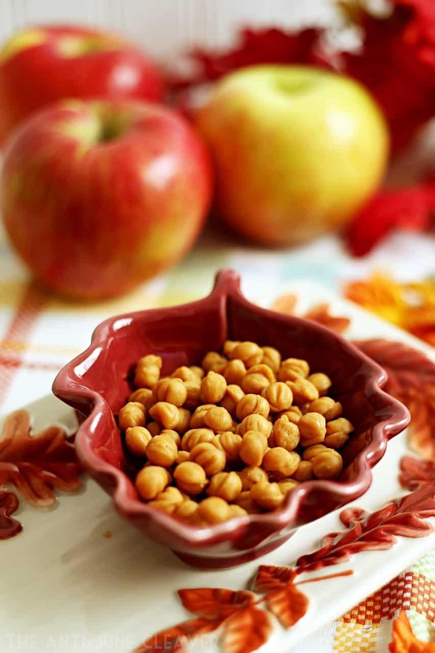 "Apple Pie ""Fries"" with Caramel Sauce @Pillsbury #ItsBakingSeason AD"
