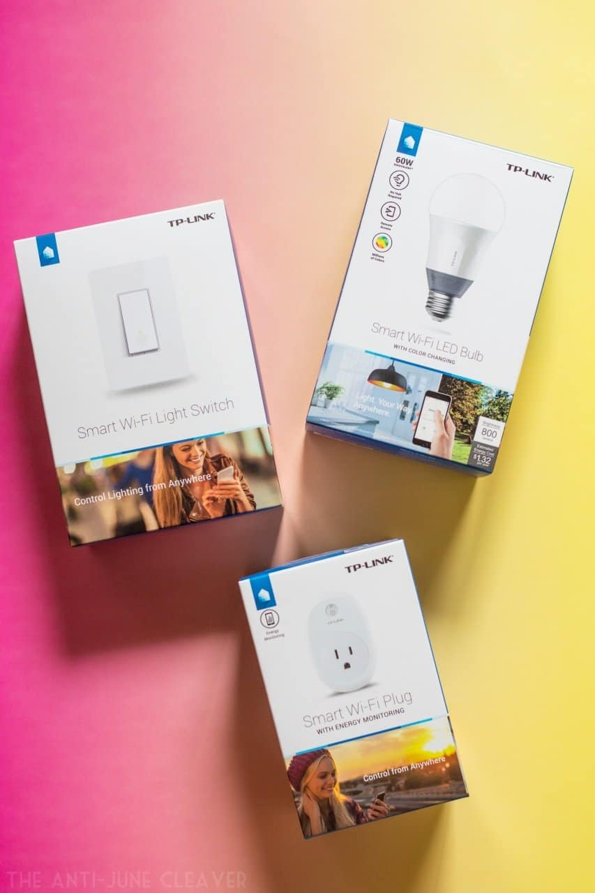 How to Make Your Home Smarter & Safer on a Budget - monitor your energy usage and save money every month with this simple tip #TPLinkSmart #MyHomeSmarter AD