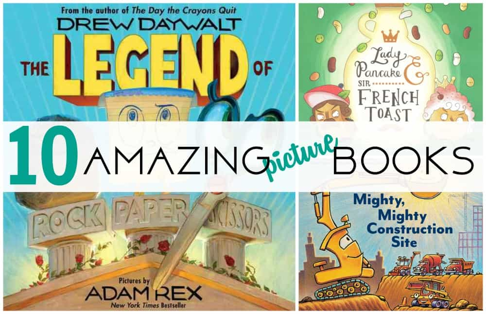 Celebrating Children's Book Week with 10 New Favorite BooksCelebrating Children's Book Week with 10 New Favorite Books