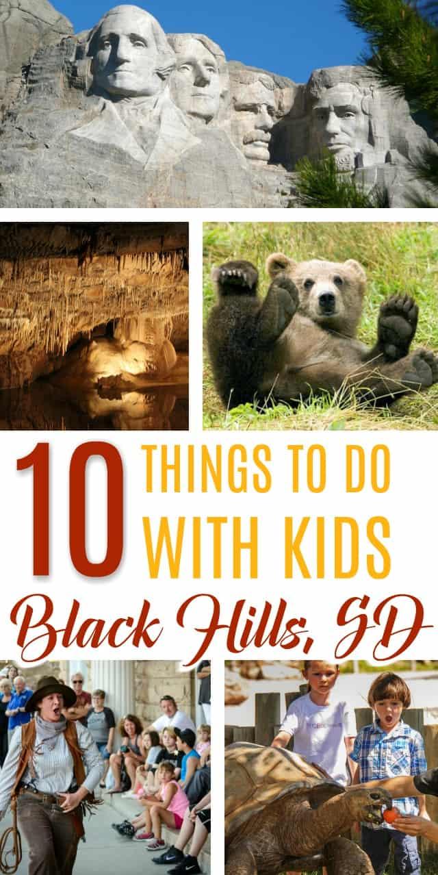 Things to Do with the Kids in The Black Hills, South Dakota #BlackHillsBadlands (AD) @BlackHillsSD