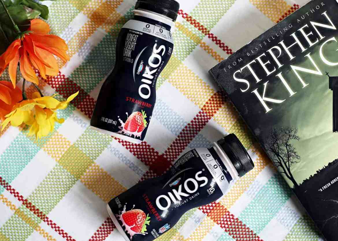 """How I Make Time for """"Me Time"""" (AD) #DannonAtWM @oikos"""
