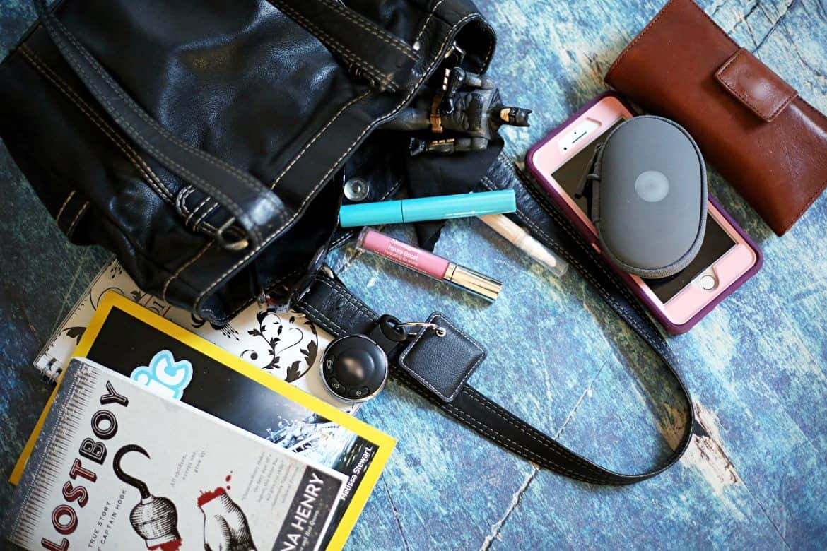 What is in My Purse? The Boy Mom Edition | The Anti-June Cleaver
