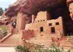 A Visit to the Manitou Cliff Dwellings in Manitou Springs, Colorado