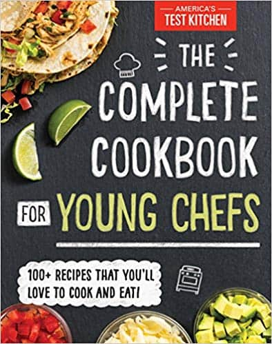 Gift ideas for 6-8 year old boys #giftideas #giftsforboys #christmas #holidays #giftsforkids #kidscookbook
