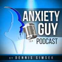 anxiety sufferers podcast on iTunes