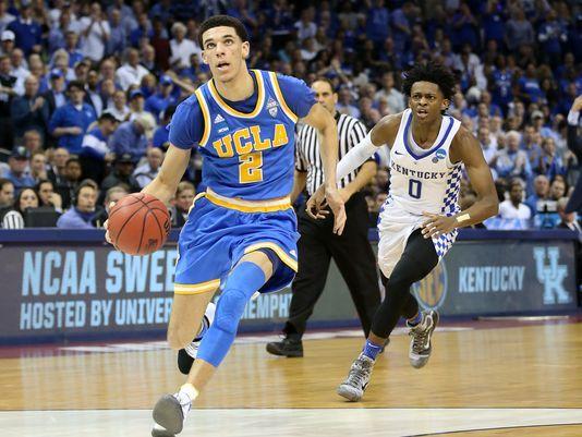 Markelle Fultz, Lonzo Ball Lead 2017 NBA Draft Class