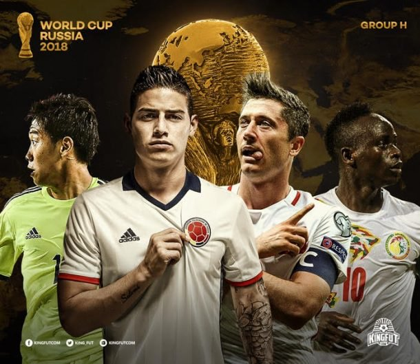 2018 FIFA World Cup Group H Preview