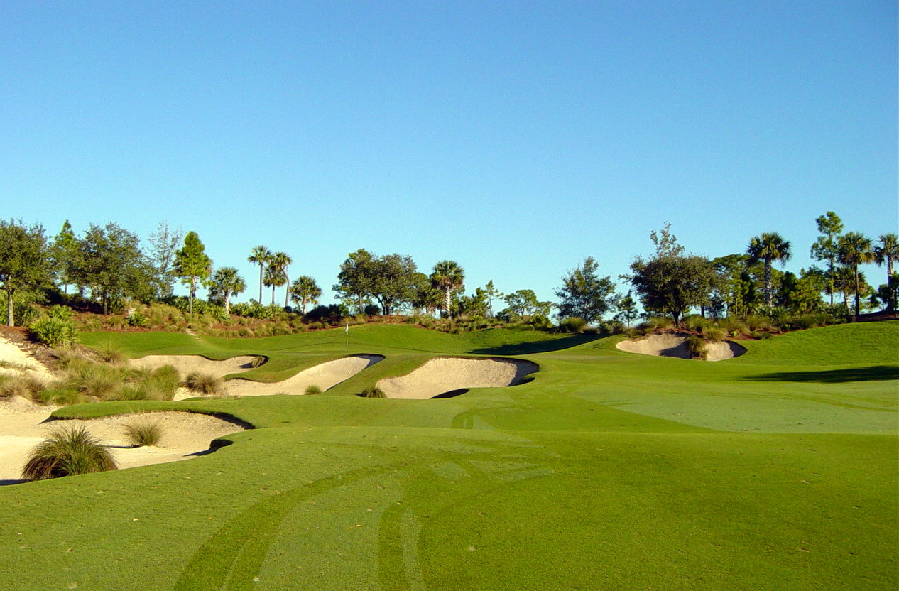 Best Golf Course In