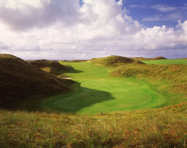 The Worlds Best Unknown Course Carne Golf Links