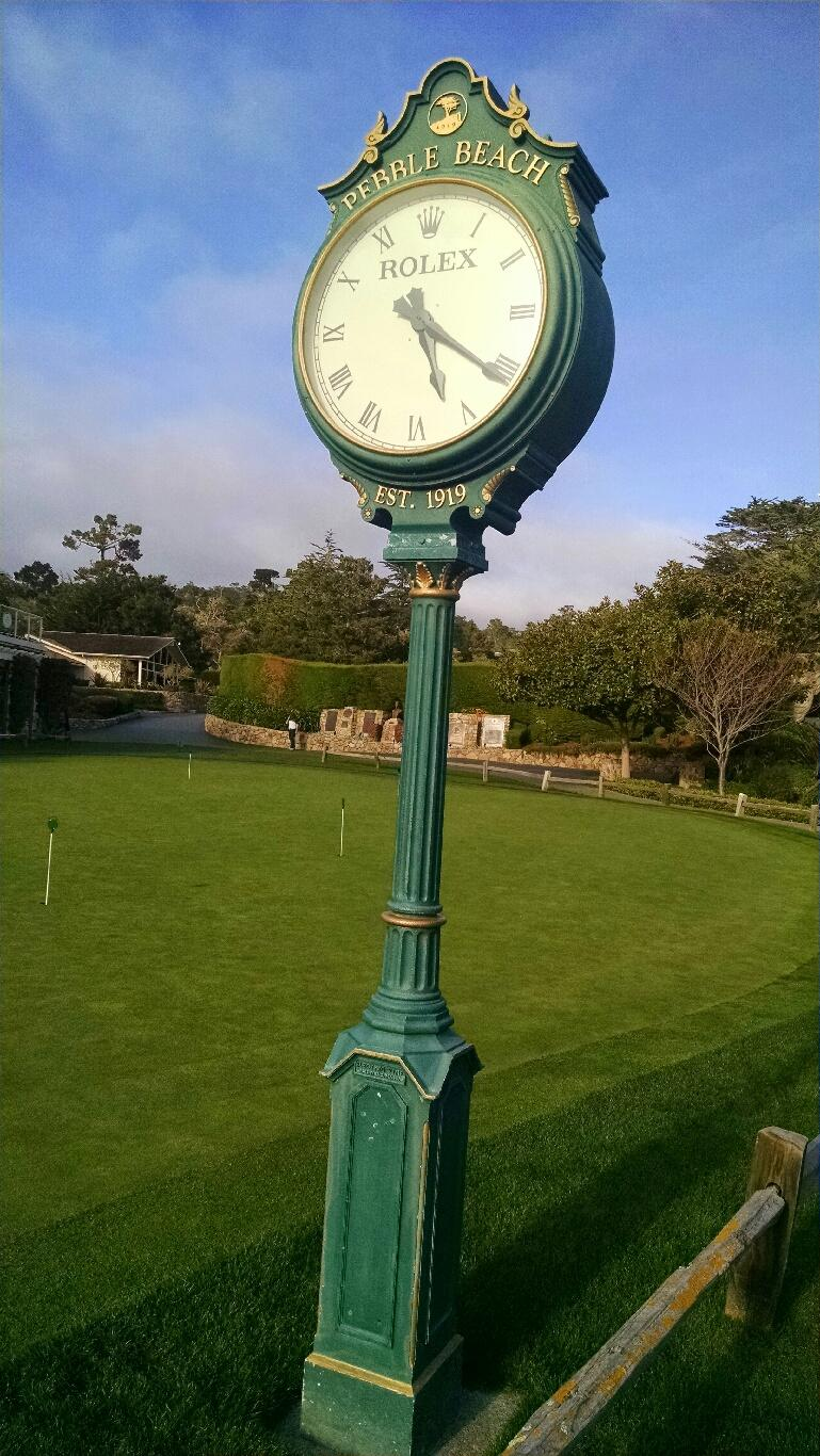 Pebble Beach Welcomes All