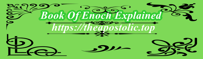 book of enoch author