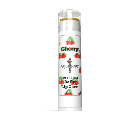 The Apothecary Company Cherry Lip Balm
