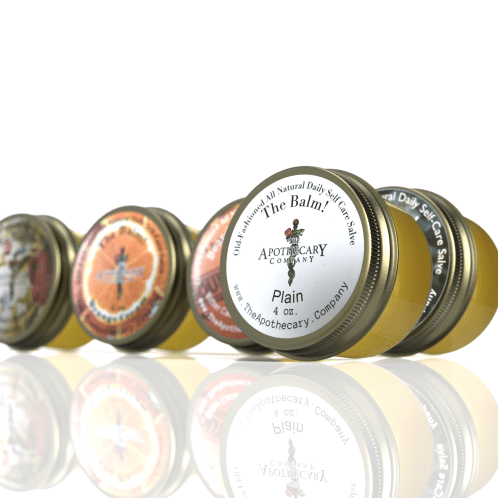 The Apothecary Company The Balm! Pure Bliss