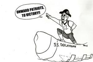 Super Bowl XLIX Cartoon