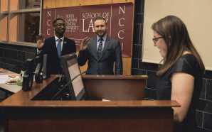 App State student Tyler Hardin Elected President of UNCASG