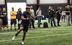 Former Mountaineers impress on Pro Day