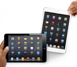 iPad Mini's Up Against Nexus 7