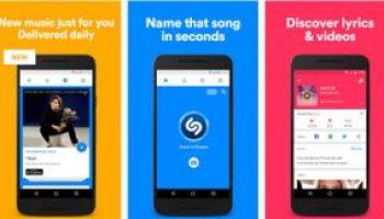 Shazam Mobile Music App