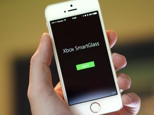 Xbox Smartglass for Apple Device