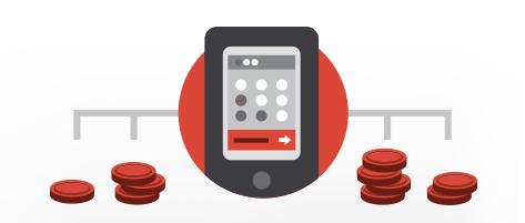 Mobile App Revenue Distribution