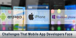 challenges for mobile app developers