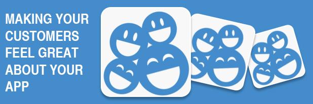 Making Customers Feel Happy