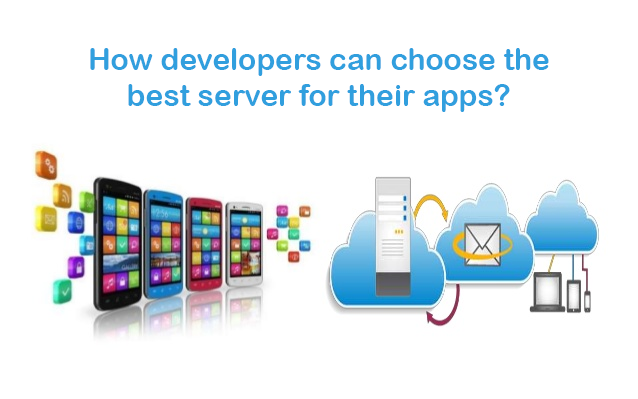 choose the best server for their apps