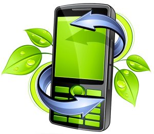 Mobile Recycling Tips