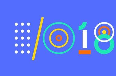 Google IO 2018 1