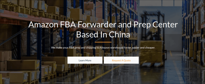 Amazon FBA Freight Forwarder