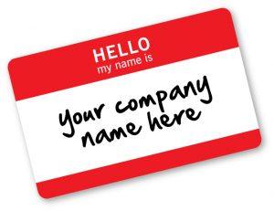 company brand naming
