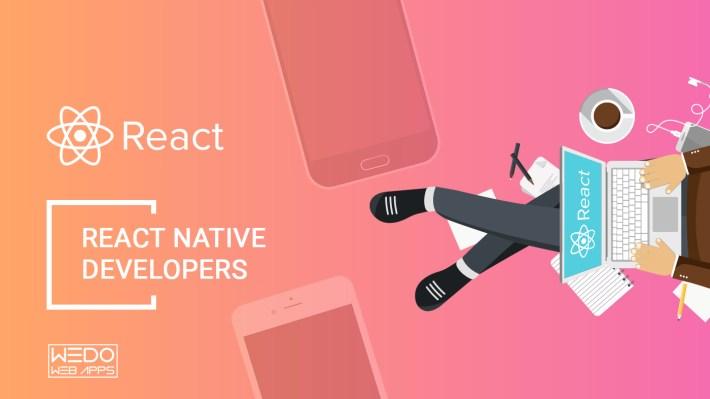 react native app developers