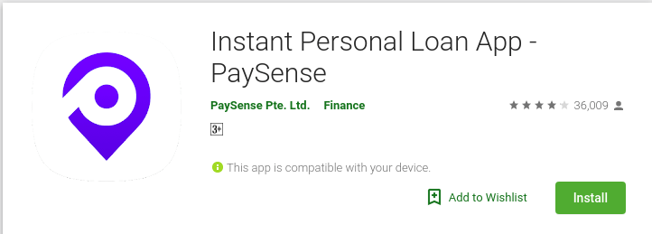 PaySense app complete review