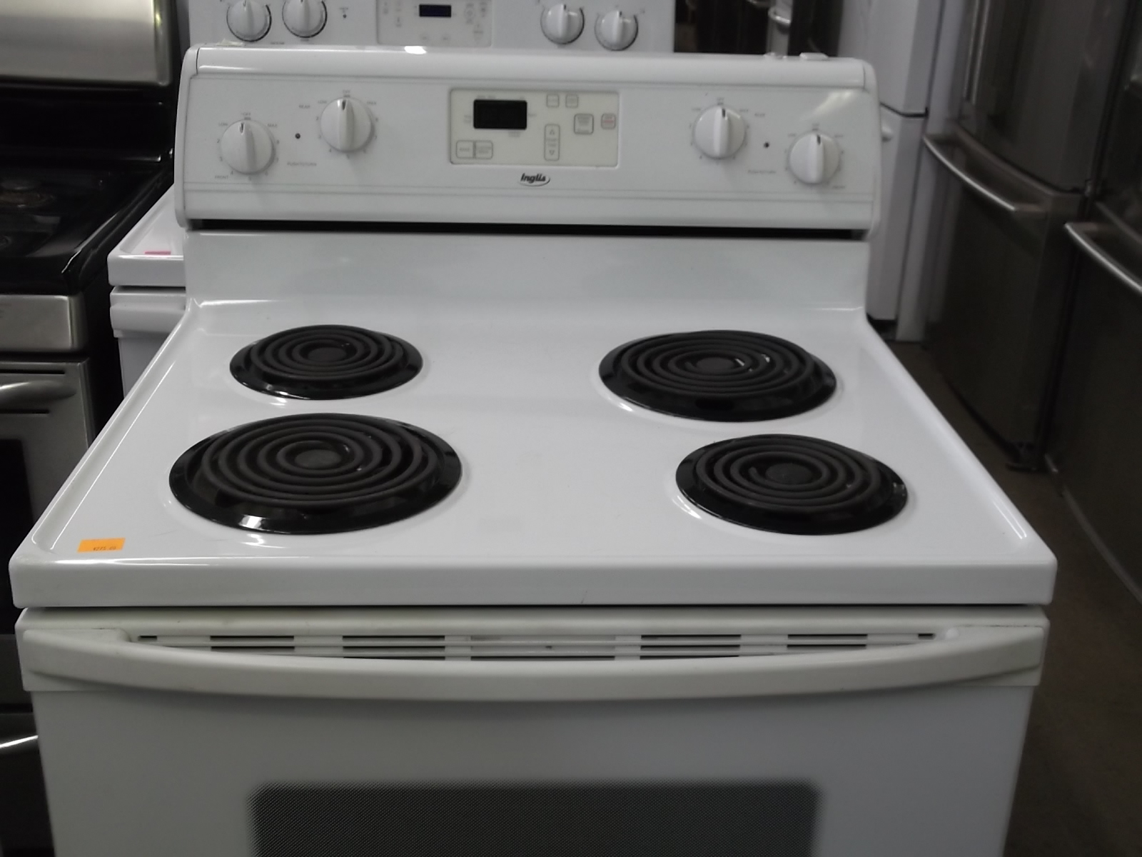 Inglis 30 inch stove  25000  The Appliance Warehouse
