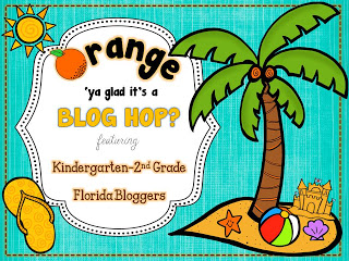 Orange 'ya glad it's a Blog Hop?