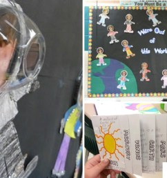 Space Activities Thematic Unit and Ideas for Second Grade [ 768 x 1248 Pixel ]
