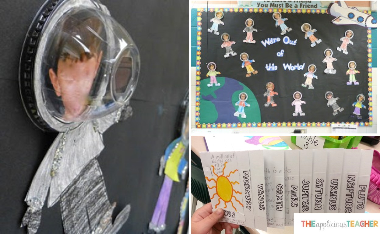 hight resolution of Space Activities Thematic Unit and Ideas for Second Grade
