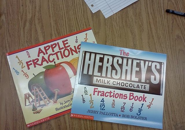 Quick Fractions Post and a FREEBIE!