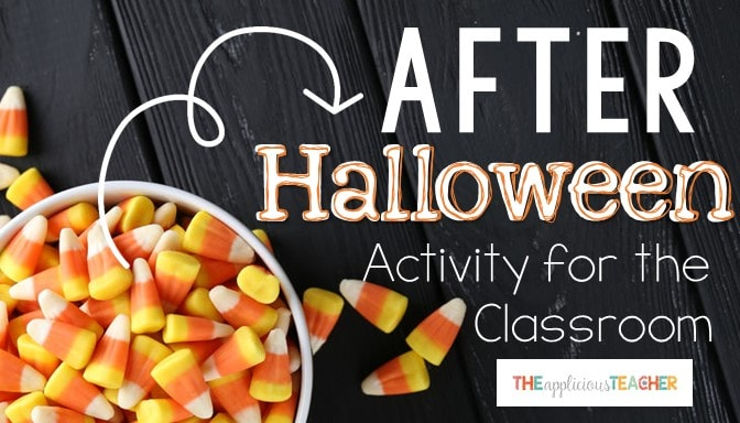 After Halloween Activity