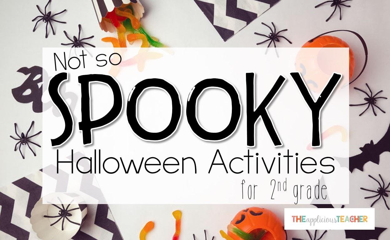 Halloween Activities For Second Grade