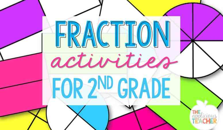 Shape Out and Fraction Up!