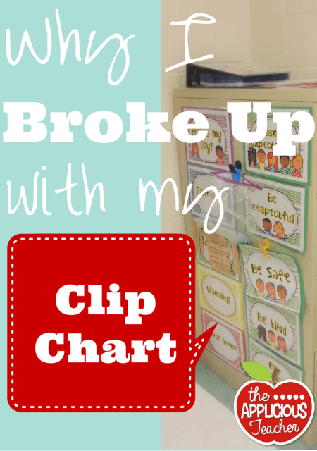 breaking up with clip chart, clip chart alternatives