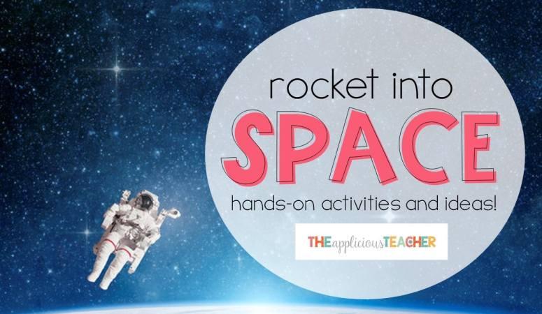 Let's Rocket into Space!
