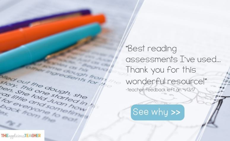 3rd grade reading assessments