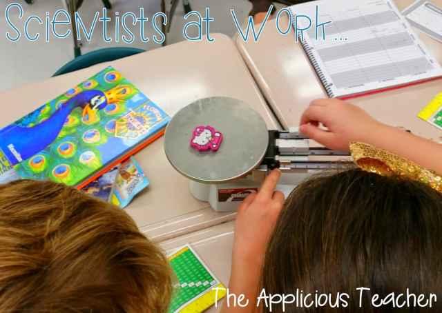 measuring hands on activities