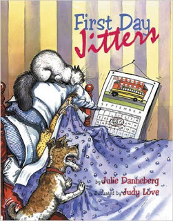 First Days Jitters activity ideas